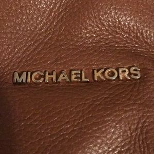 MICHAEL Michael Kors Bags - Michael Kors Tassel hobo bag in luggage